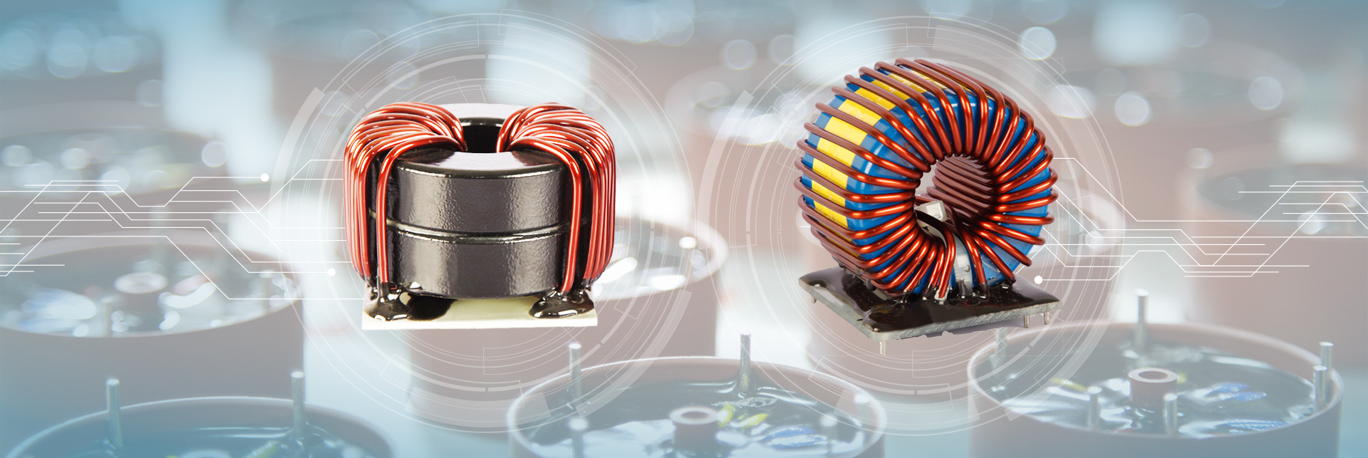 Gt Electronic India Inductor And Chokes Coils Of Copper Wire Are Commonly Used In Electrical Inductors